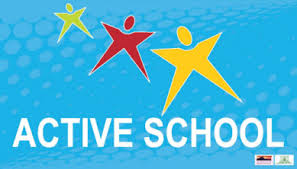 Doonbeg NS Active School Award